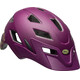 Bell Sidetrack Child Helmet matte plum/pear